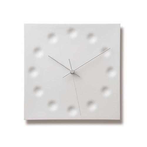 【即出荷】 レムノス Lemnos/ 白磁の壁掛け時計 DROPS DRAW Lemnos THE レムノス EXISTANCE/ KC03-23【送料無料】*受注後に納期をお知らせ致します。, 湯布院町:7c7e6015 --- blablagames.net