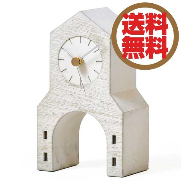 レムノス Lemnos 置時計 タウン クロック Town Clock NSP16-08 *受注後に納期をお知らせ致します。 【送料無料】