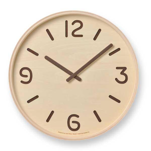 レムノス Lemnos クロック Clock トムソン THOMSON LC18-14 NT *受注後に納期をお知らせ致します。