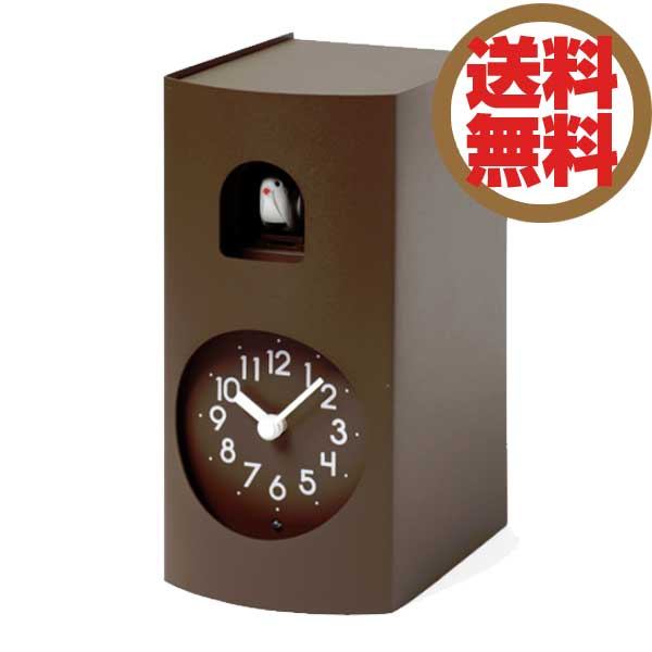 素敵な レムノス Lemnos 置き時計 Lemnos BW 鳩時計 ブックゥ Bockoo ブラウン GF17-04 鳩時計 BW*受注後に納期をお知らせ致します。, 大漁カーペット:4c1a875c --- onlinegamefan.xyz