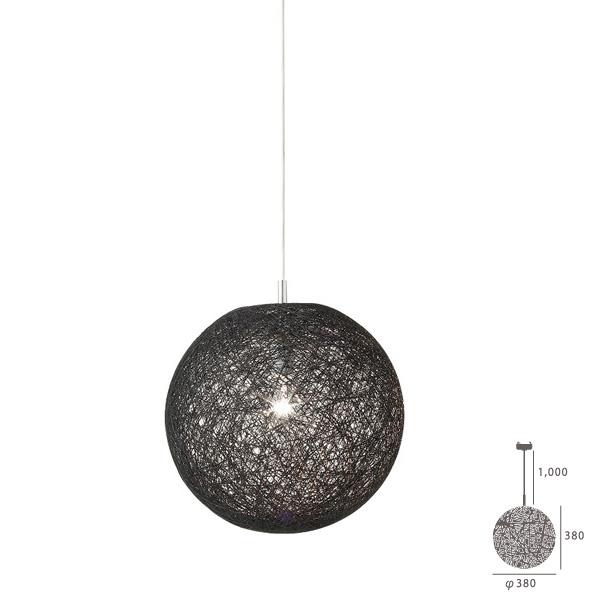 ART WORK STUDIO アートワークスタジオ マリーペンダントS 電球なし AW-0050Z BK ブラック