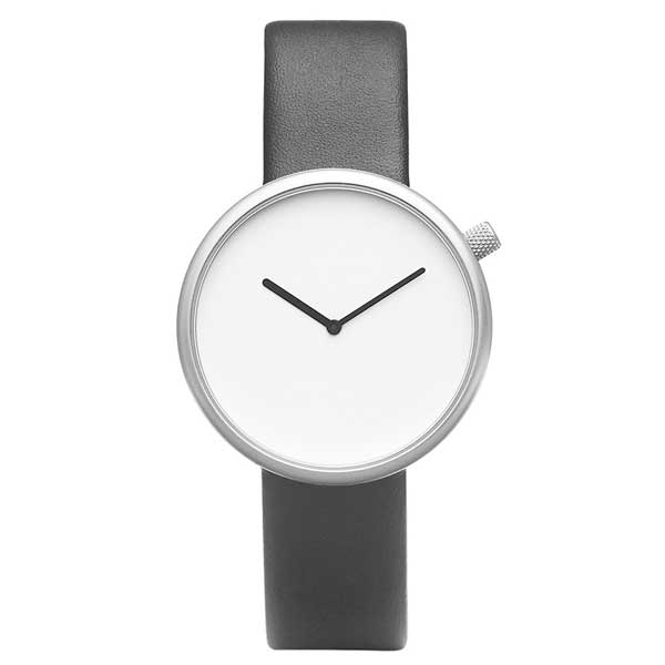 ブルブル bulbul 腕時計 ORE BLB020015 Steel/Black 【送料無料】