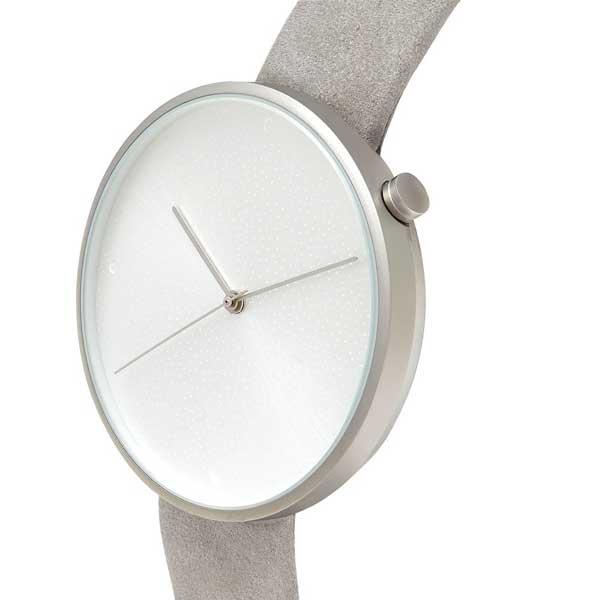 ノマド Nomad 腕時計 Light Mist NMD020016 Grey Nubuck NMD-MI-02 【】