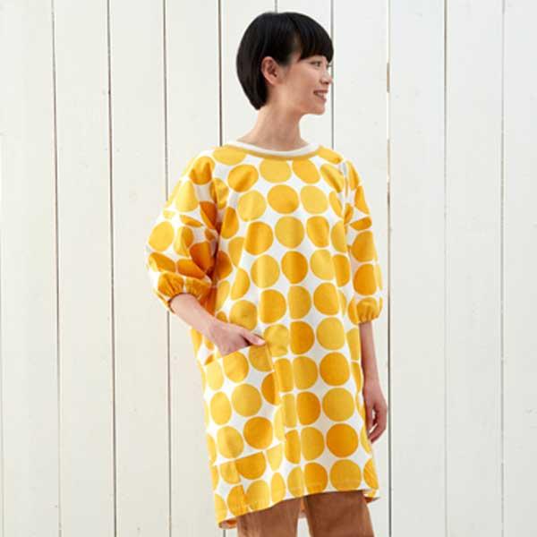 Quarter 世界の人気ブランド (人気激安) Report クォーターリポート の 日本製かっぽう着 かっぽう着 Apron チャルカ Cook's