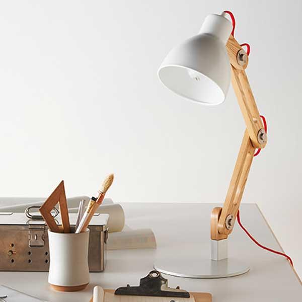 recolte レコルト Lumiere ルミエール Castor Table Light カストル テーブルライト レッド LCA-T(R) 【送料無料】