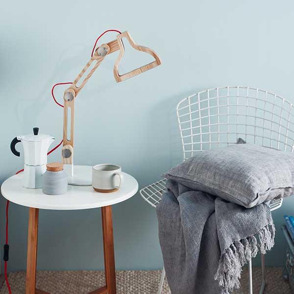 recolte レコルト Lumiere ルミエール Pollux Table Light ポルックスLED テーブルライト レッド LPO-T(R) 【送料無料】