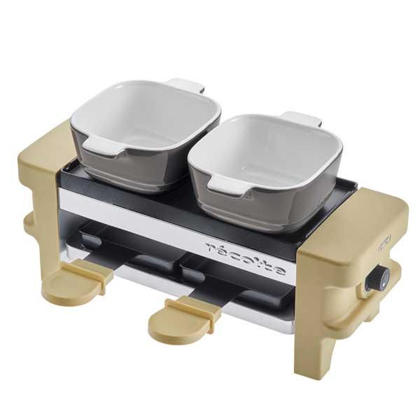 recolte レコルト Raclette & Fondue Maker Melt ラクレット&フォンデュメーカー メルト ベージュ RRF-1(BE)