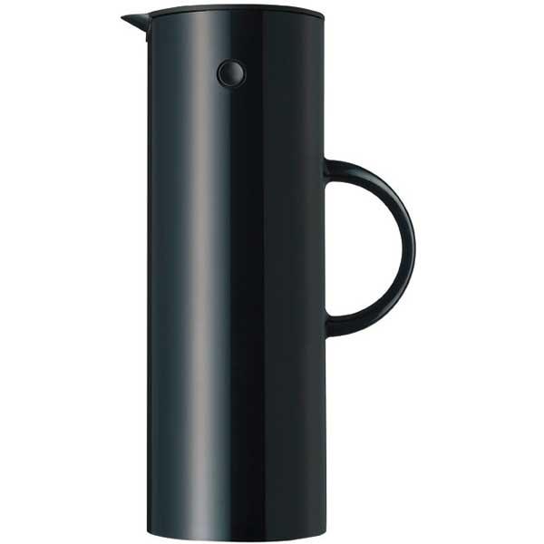 ステルトン stelton クラシック バキュームジャグ Classic Vacuum Jug 1.0L ブラック 930【送料無料】