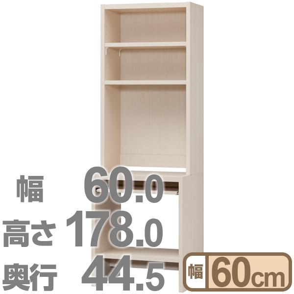 大洋 TAIYO シェルフィット Shelfit PCデスクラック ( 幅 60cm ) ライトナチュラル PCD-1860 LN【送料無料】【代引不可】