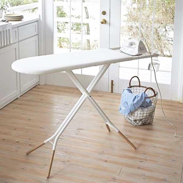 トスカ Tosca スタンド式アイロン台 Ironing Board ホワイト 03152 【送料無料】