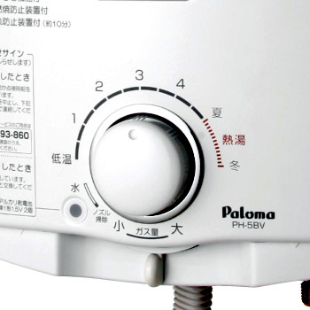 Gas Instantaneous Water Heater