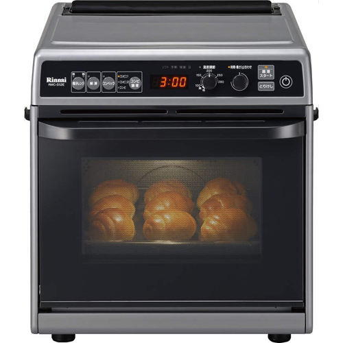 A (LPG) microwave oven function for Rinnai gas oven (desk type) RMC-S12E propane gas is with it