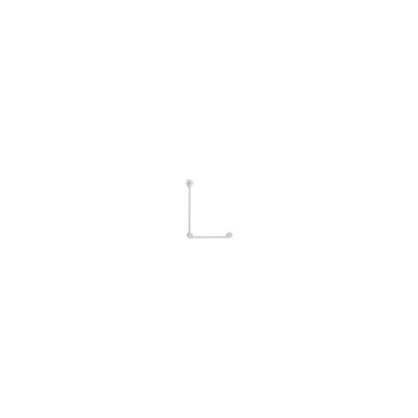 リフォーム商品 マツ六 ソフトアクアレール L型自在ハンド SAQ-L-6080W ホワイト 600×800mm DIY リフォーム