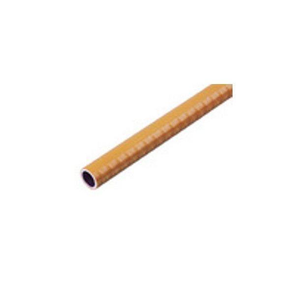 【リフォーム用品】 マツ六 32アルミ樹脂巻手すり棒屋外用 ディンプル付 DT-2 木目M 3000 DIY リフォーム