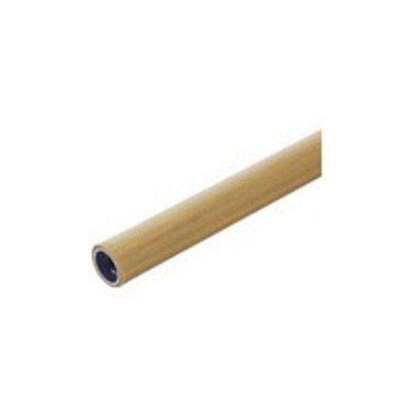 【リフォーム用品】 マツ六 32アルミ樹脂巻手すり棒屋外用 OT-2 木目L 2000 DIY リフォーム