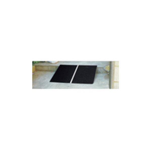 【リフォーム用品】 イーストアイ ポータブルスロープ PVT025 DIY リフォーム
