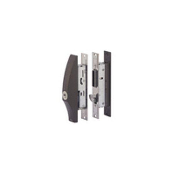 【リフォーム用品】 MIWA 引違戸錠 PSSL09-1LS型 CB セラミックブロンズ色 DIY リフォーム
