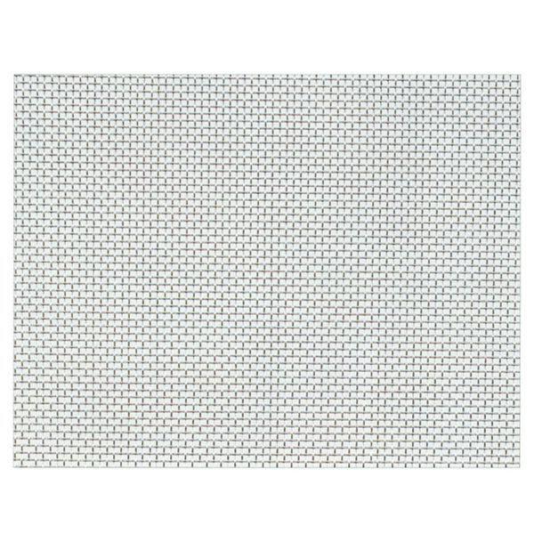 【ステンレス平織金網】 線径0.22mm:32メッシュ 開目0.57mm[長さ8000mm×巾1000mm] DIY リフォーム