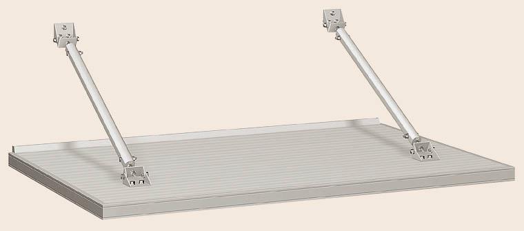 玄関ひさし モダンアート V 型 W1400mm×D684mm 先付け 日除け 雨水 庇 リクシル トステム TOSTEM DIY リフォーム DIY リフォーム