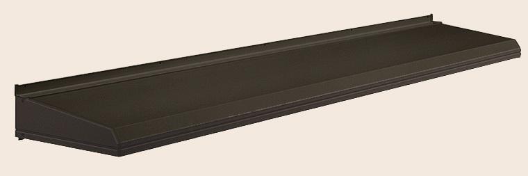 キャピアA型 ユニット ひさし 後付け用 関西間 A08306 W:1154mm×D:590mm リクシル LIXIL トステム TOSTEM