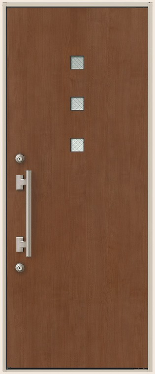 ES玄関ドア 非防火 12型 片開きドア K4仕様 W:841mm × リクシル 新登場 トステム H:2 TOSTEM 118mm LIXIL 人気の製品