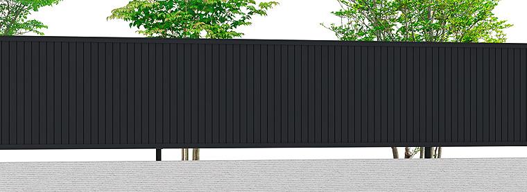 激安通販 + 部品セット トステム:Clair(クレール)店 200mm 主柱(1本) + リクシル 本体(1枚) LIXIL TOSTEM-エクステリア・ガーデンファニチャー