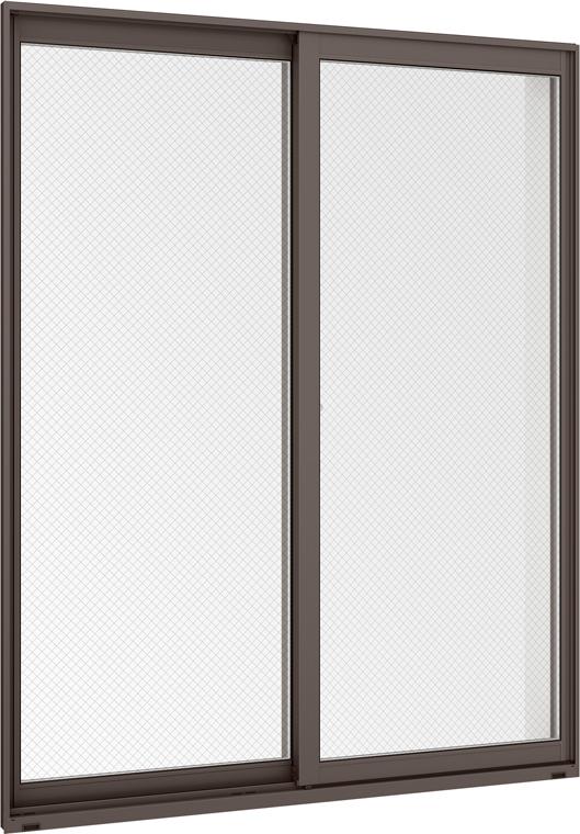 お見積もり品 171128 防火戸FG-L 単体引違い窓 2枚建て 16511 W:1,690mm × H:1,170mm LIXIL リクシル TOSTEM トステム DIY リフォーム