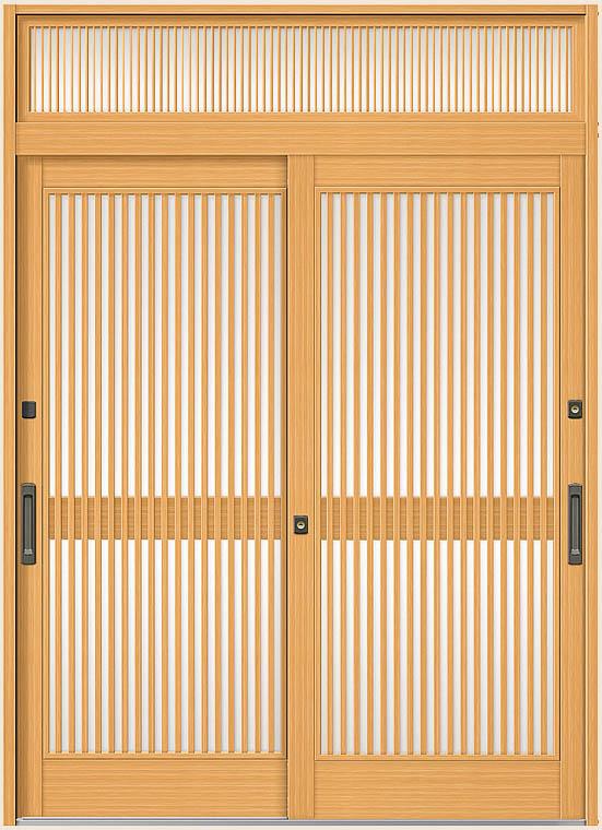【2018年製 新品】 トステム:Clair(クレール)店 リクシル TOSTEM 玄関引戸 337mm LIXIL-木材・建築資材・設備