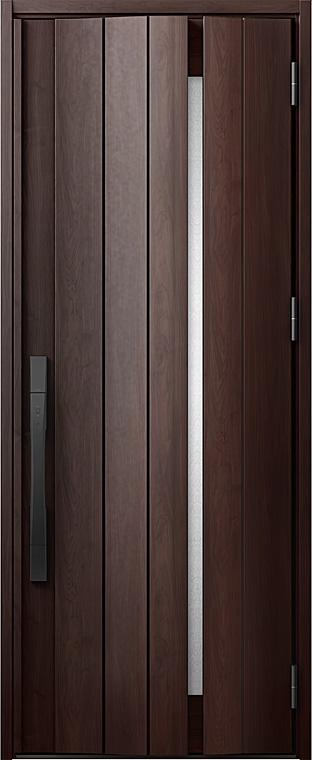 玄関ドアDA V11型 K2仕様 片開きドア 特注サイズ W:924mm × H:1,813~2,413mm LIXIL リクシル TOSTEM トステム