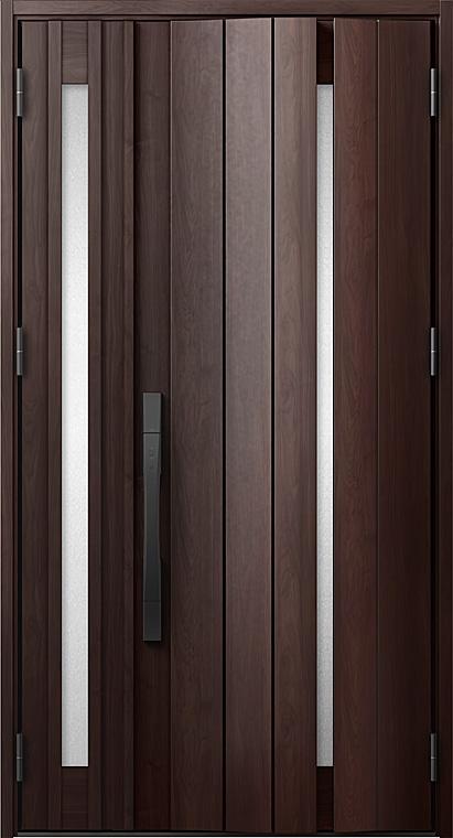 玄関ドアDA V11型 K2仕様 親子ドア FamiLockプラン仕様 W:1,240mm×H:2,330mm LIXIL リクシル TOSTEM トステム