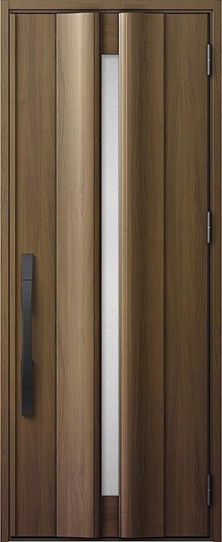 玄関ドアDA V12型 K2仕様 片開きドア FamiLockプラン仕様 W:924mm×H:2,330mm LIXIL リクシル TOSTEM トステム