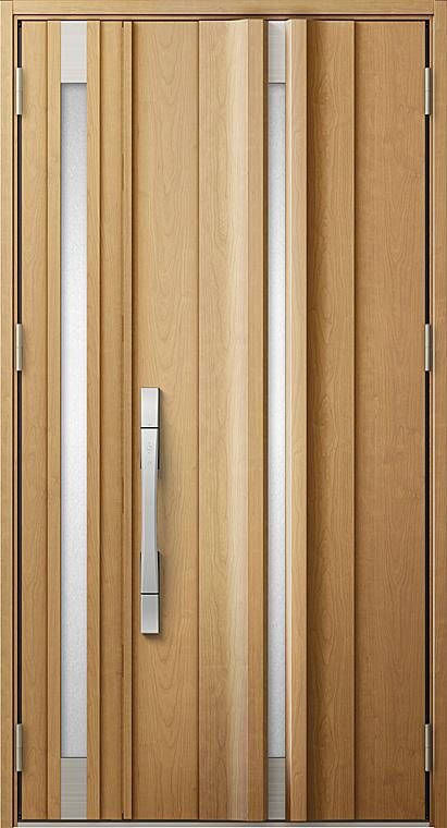 玄関ドアDA V13型 K4仕様 親子ドア 特注サイズ W:1,002~1,390mm × H:1,813~2,413mm LIXIL リクシル TOSTEM トステム
