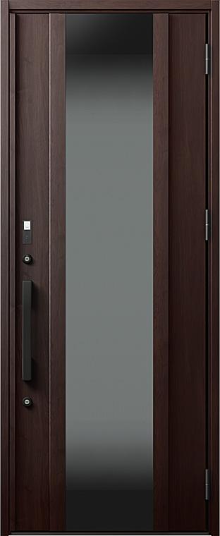 玄関ドアDA防火戸 V19型 K4仕様 片開きドア 特注サイズ W:873~973mm × H:2,330mm LIXIL リクシル TOSTEM トステム
