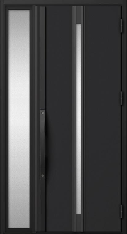 ジエスタ GIESTA S12型 K2仕様 片袖 W:1,240mm×H:2,330mm 断熱 玄関 ドア リクシル LIXIL DIY リフォーム
