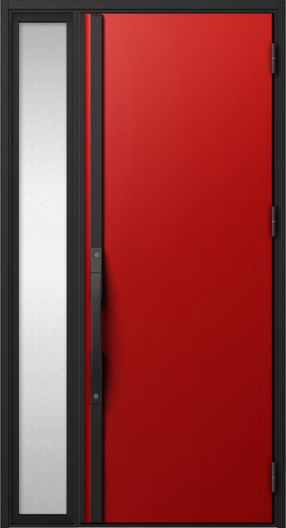 ジエスタ GIESTA S14型 K2仕様 片袖 W:1,240mm×H:2,330mm 断熱 玄関 ドア リクシル LIXIL DIY リフォーム