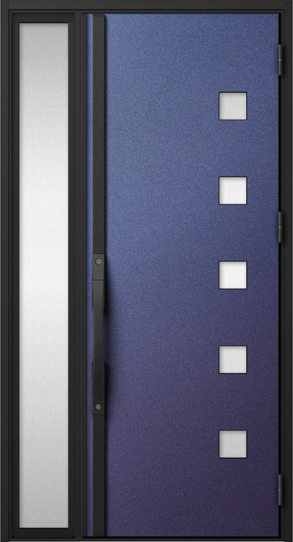 ジエスタ GIESTA S18型 K2仕様 片袖 W:1,240mm×H:2,330mm 断熱 玄関 ドア リクシル LIXIL DIY リフォーム