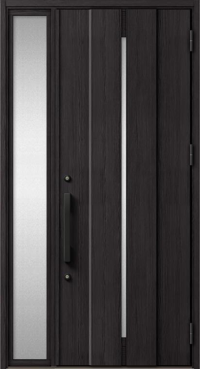 ジエスタ GIESTA M12型 K2仕様 片袖 W:1,240mm×H:2,330mm 断熱 玄関 ドア リクシル LIXIL DIY リフォーム