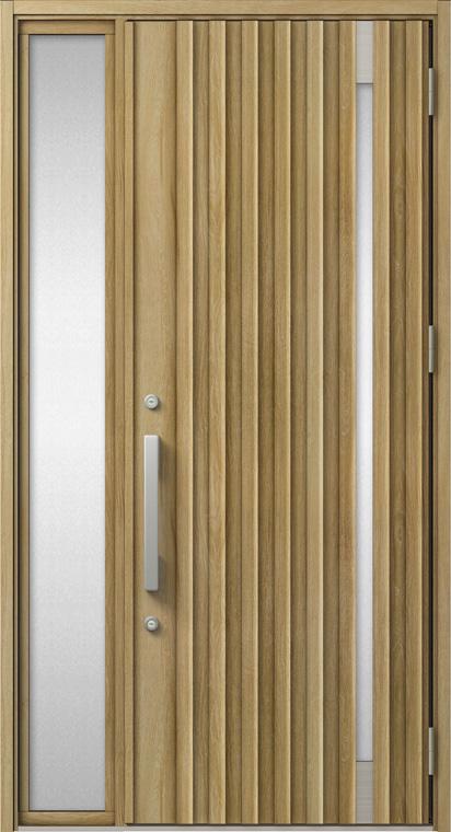 ジエスタ GIESTA P12型 K2仕様 片袖 W:1,240mm×H:2,330mm 断熱 玄関 ドア リクシル LIXIL DIY リフォーム