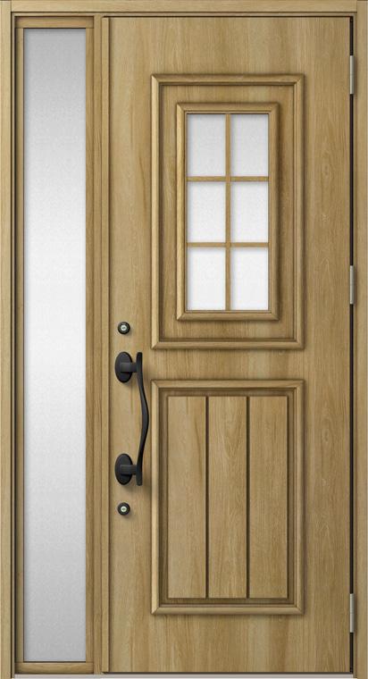 ジエスタ GIESTA C12型 K2仕様 片袖 W:1,240mm×H:2,330mm 断熱 玄関 ドア リクシル LIXIL DIY リフォーム