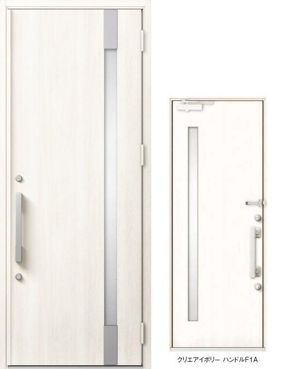 ジエスタ GIESTA M13型 K2仕様 片開きドア W:924mm×H:2,330mm 断熱 玄関 ドア リクシル LIXIL DIY リフォーム