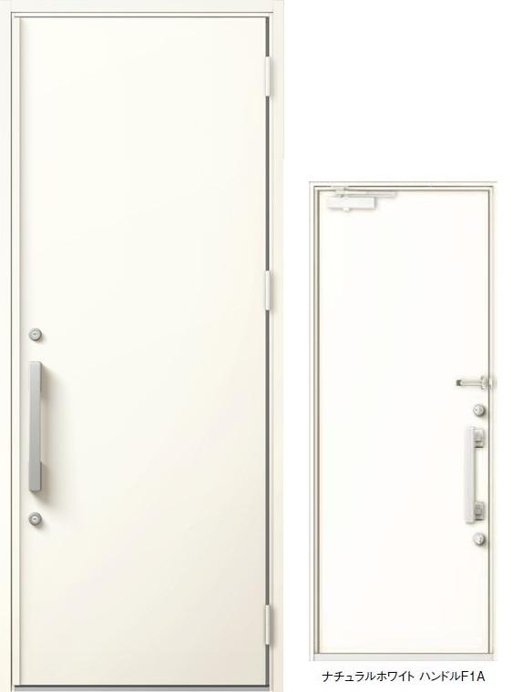 ジエスタ GIESTA M17型 K4仕様 片開きドア W:924mm×H:2,330mm 断熱 玄関 ドア リクシル LIXIL DIY リフォーム