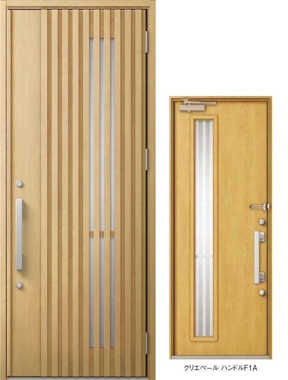 ジエスタ GIESTA M19型 K2仕様 片開きドア W:924mm×H:2,330mm 断熱 玄関 ドア リクシル LIXIL DIY リフォーム