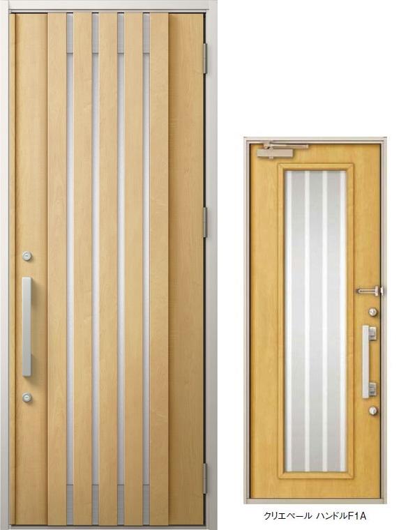 ジエスタ GIESTA M27型 K2仕様 片開きドア W:924mm×H:2,330mm 断熱 玄関 ドア リクシル LIXIL DIY リフォーム