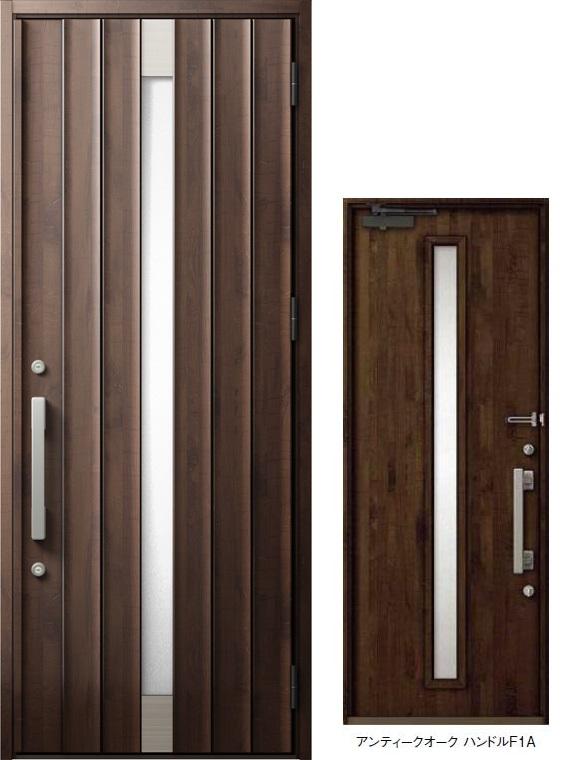 ジエスタ GIESTA P16型 K4仕様 片開きドア W:924mm×H:2,330mm 断熱 玄関 ドア リクシル LIXIL DIY リフォーム