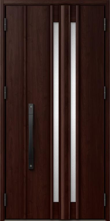 ジエスタ GIESTA G15型 K4仕様 親子ドア 入隅タイプ W:1,138mm×H:2,330mm 断熱 玄関 ドア リクシル LIXIL DIY リフォーム