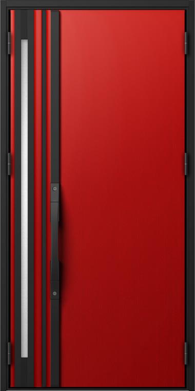 ジエスタ GIESTA S14型 K4仕様 親子ドア 入隅タイプ W:1,138mm×H:2,330mm 断熱 玄関 ドア リクシル LIXIL DIY リフォーム