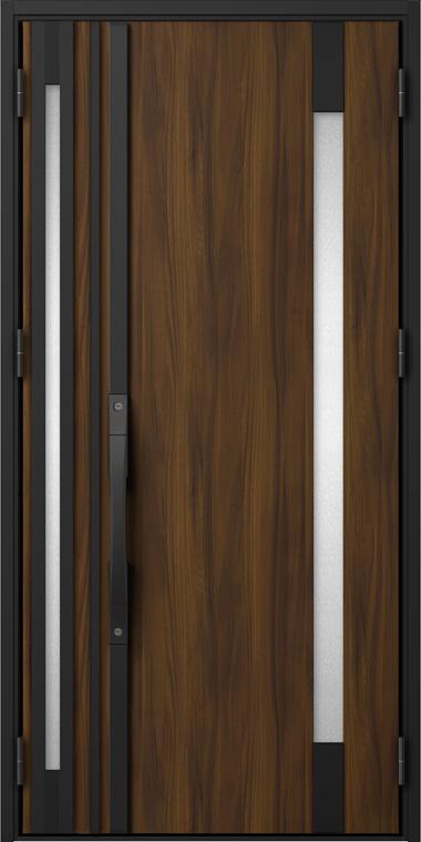 ジエスタ GIESTA S16型 K4仕様 親子ドア 入隅タイプ W:1,138mm×H:2,330mm 断熱 玄関 ドア リクシル LIXIL DIY リフォーム ※20年3月末販売終了