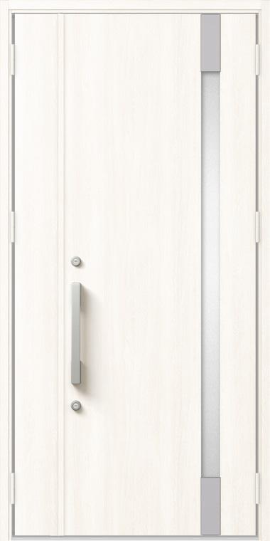 ジエスタ GIESTA M13型 K4仕様 親子ドア 入隅タイプ W:1,138mm×H:2,330mm 断熱 玄関 ドア リクシル LIXIL DIY リフォーム