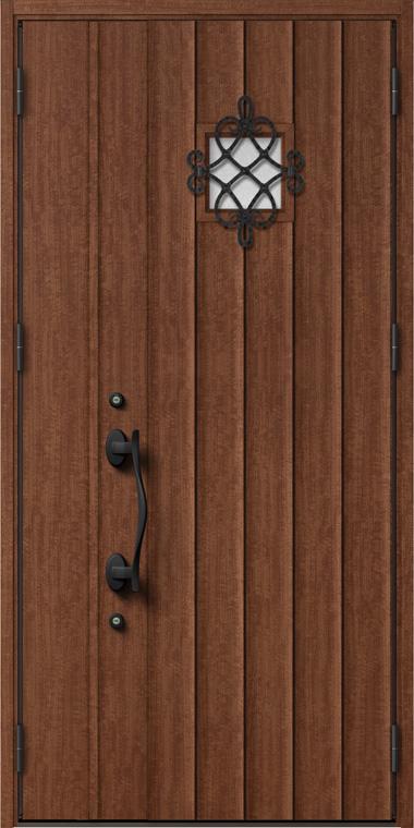 ジエスタ GIESTA D32型 K4仕様 親子ドア 入隅タイプ W:1,138mm×H:2,330mm 断熱 玄関 ドア リクシル LIXIL DIY リフォーム