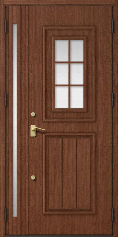 ジエスタ GIESTA C92型 K4仕様 親子ドア 入隅タイプ W:1,138mm×H:2,330mm 断熱 玄関 ドア リクシル LIXIL DIY リフォーム